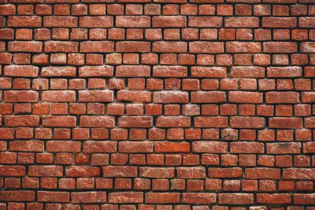 photography of brickwall